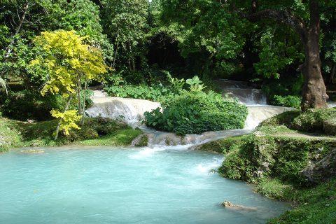 Mele Cascades Waterfalls