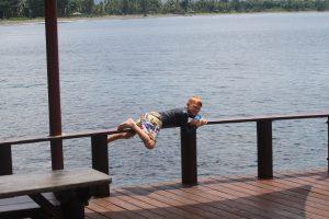 kids can relax in Vanuatu