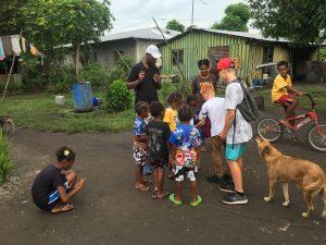 kids in Vanuatu