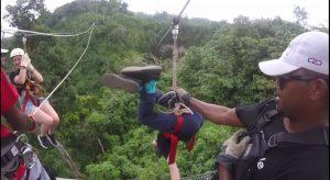 Vanuatu Zipline