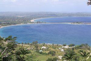 beachfront resort Vanuatu